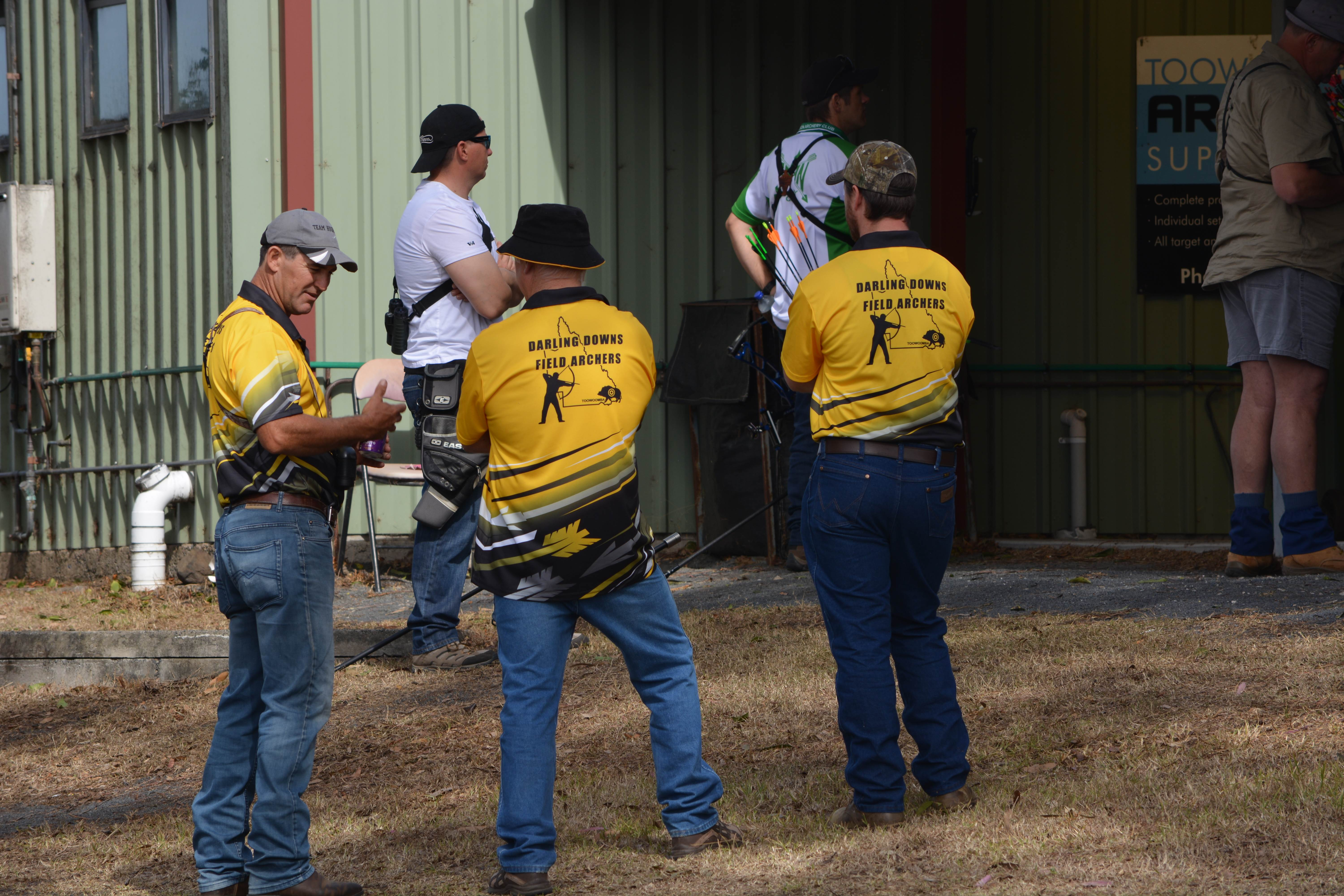Darling Downs Field Archers - Home
